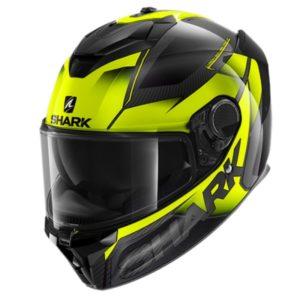 casco-shark-spartan-gt-carbon-shestter-negro-amarillo