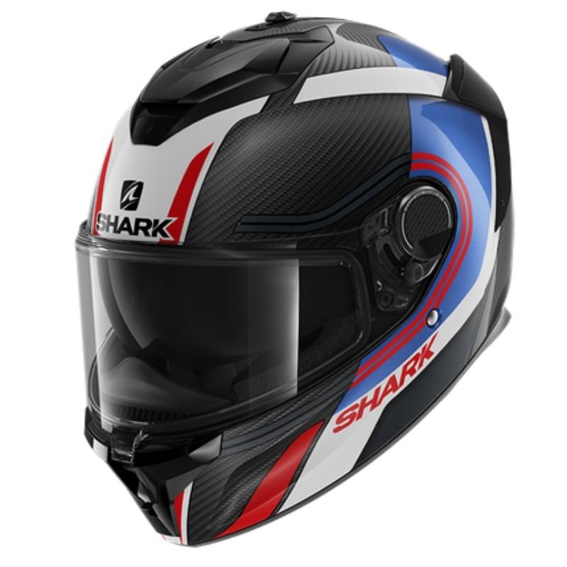 casco-shark-spartan-gt-carbon-tracker-negro-azul-rojo-blanco