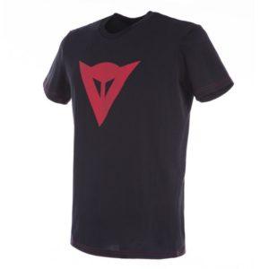 Camiseta Dainese Speed Demon Negra Roja