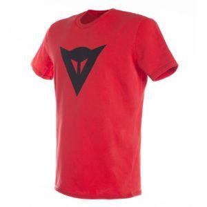 Camiseta Dainese Speed Demon Roja Negra