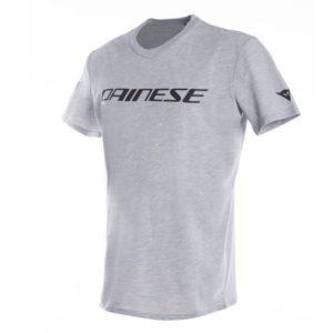 Camiseta Dainese T-SHIRT Gris Negra