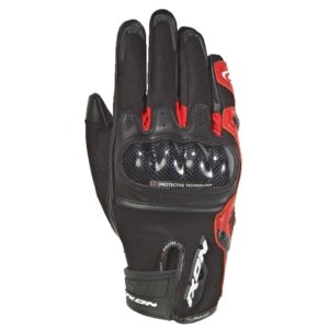 guantes-ixon-cordura-rs-rise-air-blackred