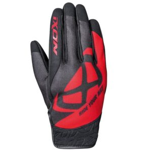 guantes-ixon-rs-slicker-rojonegro