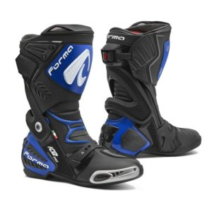 BOTAS FORMA RACING ICE PRO COLOR AZUL/NEGRO/BLANCO