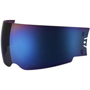 RECAMBIOS Y ACCESORIOS SCHUBERTH - Visor Solar Schuberth E1 / C3 Basic y Pro / C4 / M1 Blue Mirrored -