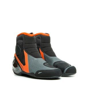 Botas Dainese Dinamica Air Shoes Negra Naranja Gris
