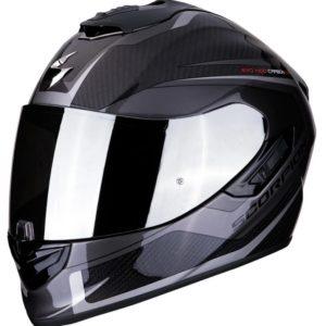 casco-scorpion-exo-1400-carbon-air-esprit-black-silver