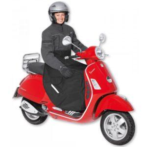 IMPERMEABLES PARA MOTO - Cubrepiernas Held con forro para motoristas de scooter -
