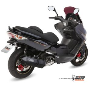 ESCAPES MIVV KYMCO - Escape MIVV speed edge Kymco XCITING 500 (2005 en adelante) -
