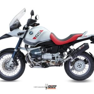 ESCAPES MIVV BMW - Mivv oval carbono,copa carbono BMW R 1150 GS (99 en adelante) -
