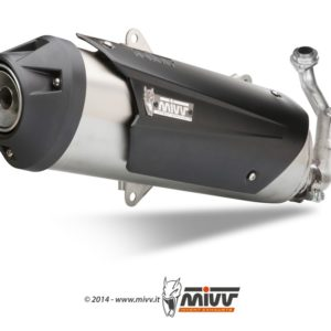ESCAPES MIVV GILERA - Escape Mivv URBAN Gilera Nexus 250/300 2006-2007 -