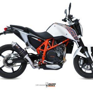 ESCAPES MIVV KTM - Escape MIVV KTM DUKE 690 (2012+)GP CARBONO -