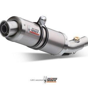 ESCAPES MIVV KTM - Escape MIVV KTM DUKE 690 (2012+)GP TITANIO -
