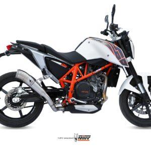 ESCAPES MIVV KTM - Escape MIVV KTM DUKE 690 (2012+) GHIBLI -