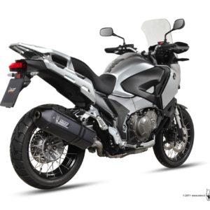 ESCAPES MIVV HONDA - Escape Mivv Honda Cross Tourer 2012 SPEED EDGE STEEL BLACK -