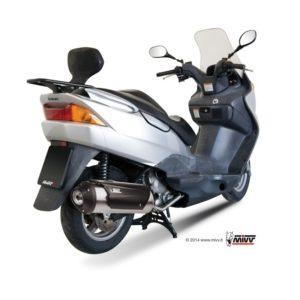 SUZUKI - SISTEMA COMPLETO MIVV URBAN Suzuki BURGMAN 125/150 (2002-2006) -