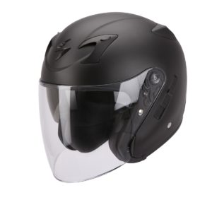 SCORPION EXO 220 - CASCO SCORPION EXO 220 SOLID NEGRO MATE -