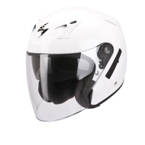 SCORPION EXO 220 - CASCO SCORPION EXO 220 SOLID BLANCO -