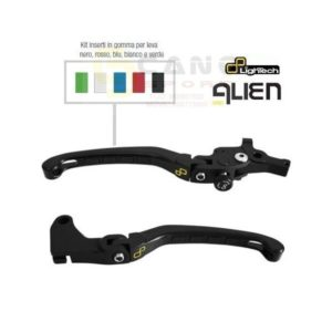 MANETAS - REPLACEMENT KIT FOR BRAKE AND CLUCHT SOFT TOUCH LEVER (BRAKE LEVER ADJUSTABLE FROM RIGHT). ORIGINAL JOINT LIGH