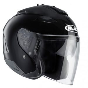 HJC JET - CASCO HJC JET IS-33 II NEGRO -