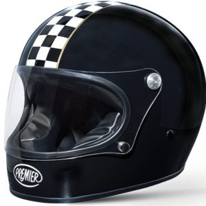 CASCO INTEGRAL PREMIER - Casco Premier Trophy CK Black -