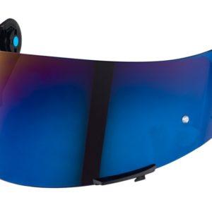 RECAMBIOS Y ACCESORIOS SCHUBERTH - Pantalla Schuberth SR2 / SR1 Blue Mirrored -