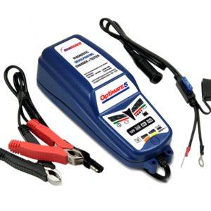 CARGADORES DE BATERIA - Cargador baterías Optimate 5 -