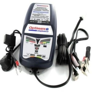 CARGADORES DE BATERIA - Cargador baterías Optimate 6 -