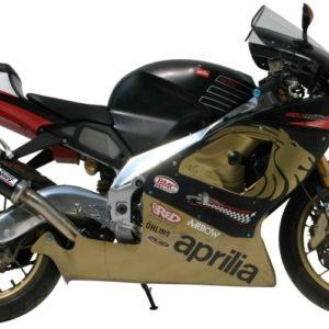 ESCAPES MIVV APRILIA - MIVV GP CARBONO RSV 1000 (1998-2003) -