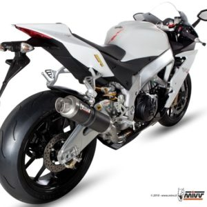 ESCAPES MIVV APRILIA - MIVV GP CARBONO RSV4 1000 (2009 +) -