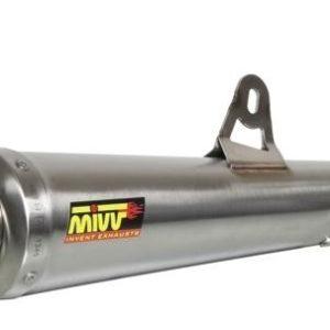 ESCAPES MIVV APRILIA - MIVV X-CONE ACERO INOX TUONO FIGHTER 1000 (2002-2005) -