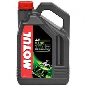 MOTUL - ACEITE Motul 5100 MA2 10W50 4L -
