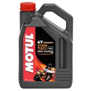 MOTUL - ACEITE Motul 7100 4T 15W50 MA2 4L -