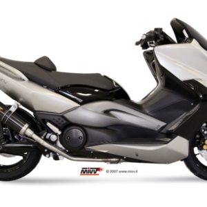 YAMAHA T-MAX 500 (08-10) - SISTEMA COMPLETO MIVV GP Carbono T-MAX 500 (2008-2011) -