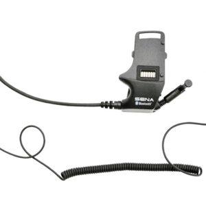PANTALONES VAQUEROS PARA MOTO - Kit de Abrazadera para Casco - para auriculares -