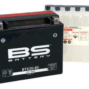 HARLEY DAVIDSON - Batería BS Battery BTX20-BS -