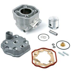 BULTACO - Kit completo de aluminio AIRSAL 72,4cc Derbi Senda DRD Equipo Motor Ø48 (01081548) -