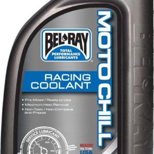 PARA TU MOTO UNIVERSAL - Botella 4 L Bel-Ray Moto Chill Racing Coolant -