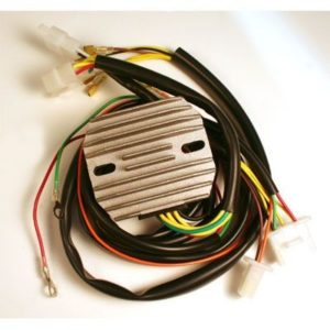 BMW - ESR450 Regulator/Rectifier BMW/Guzzi - Bosch Alternator -
