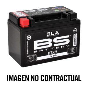 BUELL - Batería BS Battery SLA MAX BTX20L (FA) -