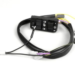 PARA TU MOTO UNIVERSAL - Mando de luces VESPA 217340 PK50-125S Elestart, PK80, PK125 S Elestart Automatic -