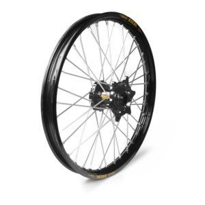 GAS GAS - Rueda completa Haan Wheels aro negro 21-1,60 buje negro 1 75019/3/3 -