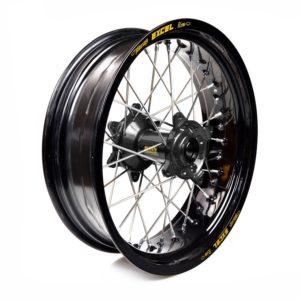 GAS GAS - Rueda completa Haan Wheels aro negro 17-4,25 buje negro 1 76007/3/3 -