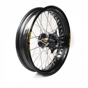 HUSQVARNA - Rueda completa Haan Wheels aro negro 16-3,50 buje negro 1 65250/3/3 -