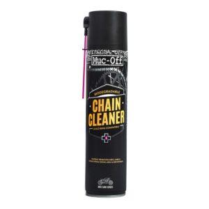 LIMPIEZA - Limpiador de cadena Muc-Off Motorcycle Chain cleaner Spray 400ml -