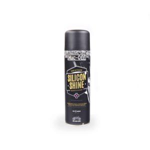 LIMPIEZA - Abrillantador y protector Muc-Off Silicone Shine Spray 500ml -