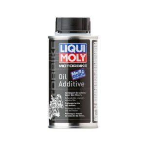 PARA TU MOTO UNIVERSAL - Aditivo de aceite Liqui Moly eliminador de fricciones 125ml -