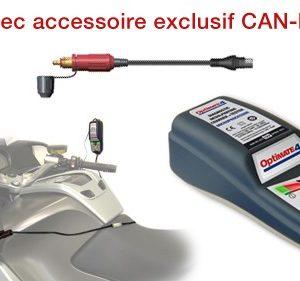 CARGADORES DE BATERIA - Cargador baterías Optimate 4 CAN BUS Ready -