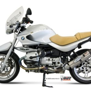 ESCAPES MIVV BMW - Mivv Oval titanio, copa carbono BMW R 1150 R 2000-2006 -