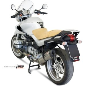 ESCAPES MIVV BMW - Mivv Suono acero inox, copa carbono BMW R 1150 R 2000-2006 -